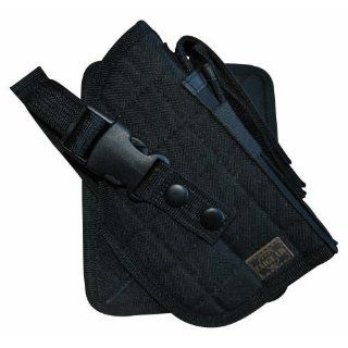 Taigear Black MOLLE Cross Draw Holster  Right Handed