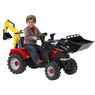 Tracteur à pédales CASE IH Puma 210 avec chargeur…   Achat / Vente