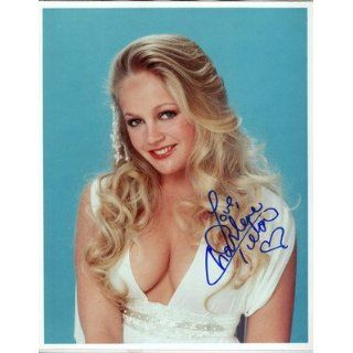 Tilton Signed Busty Dallas Love Boat UACC RD 244 Iada Sanders Approved