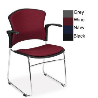Fabric Back and Seat with Arms (Pack of 4) Today $404.99