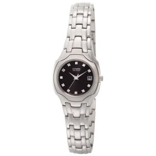 Citizen Womens Eco Drive Stainless Steel Watch