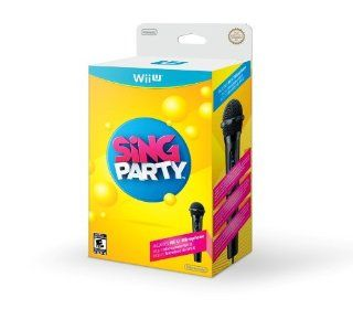 Wii U Sing Party (inkl. Mikrofon): Games