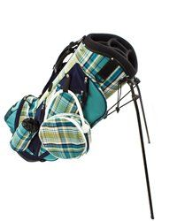 Sassy Caddy Ladies Golf Stand Bags   PlaidPreppy Sports