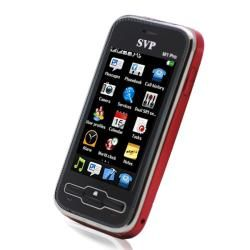 SVP M1 Pro Red 3.0 touch screen unlocked phone