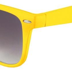 Urban Eyes Womens Neon Plastic Fashion Sunglasses