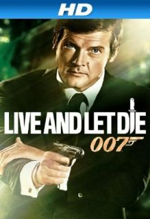 Live And Let Die [HD] Roger Moore (James Bond), Jane