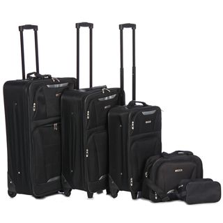 TAG Springfield 5 piece Luggage Set