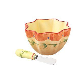 Pfaltzgraff Dip Mix Set. Set includes dip bowl and