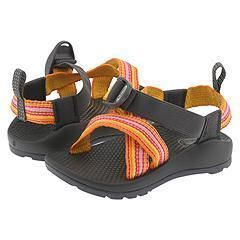 Chaco Kids Z/1 (Toddler/Youth) Orange Kiss