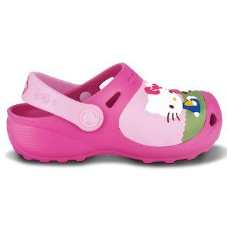 Crocs Hello Kitty, fuchsia/bubblegum Schuhe & Handtaschen
