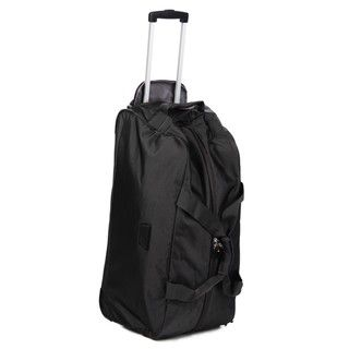 Antler Litestream 29 inch Large Wheeled Duffel Bag Upright