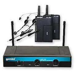 Micro H.F. (sans fil) UHF 216 HL   Performant et polyvalent dans