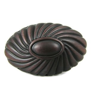 Stone Mill Hardware Sienna Oil Rubbed Bronze Cabinet Knobs (Pack of