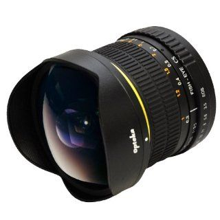 Opeka 6.5mm f/3.5 Manual Focus Aspherical Fisheye Lens