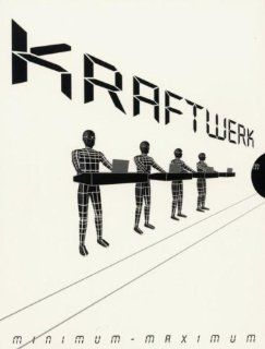 Kraftwerk   Minimum Maximum (2 DVDs) Kraftwerk Filme & TV