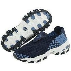 Skechers Dlites Transport Navy/Light Blue