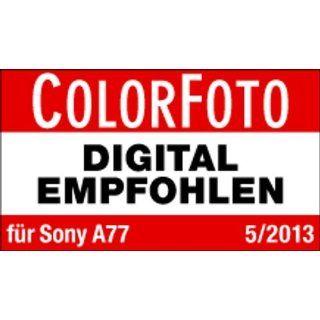 Sony SAL 70400 F4 5,6 / 70 400mm G SSM Objektiv der Kamera