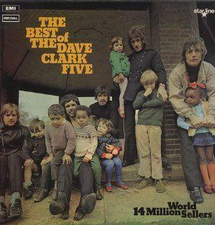 Best of The Dave Clark Five (U.K. LP) Dave Clark Five