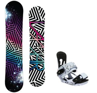 with Head Velvet Bindings   2013   Board Size 141: Sports & Outdoors