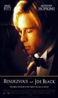 Rendezvous mit Joe Black [VHS] Brad Pitt, Sir Anthony Hopkins, Claire