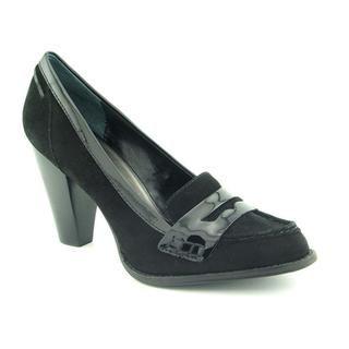 INC International Concepts Womens Princy Regular Suede Dress Shoes