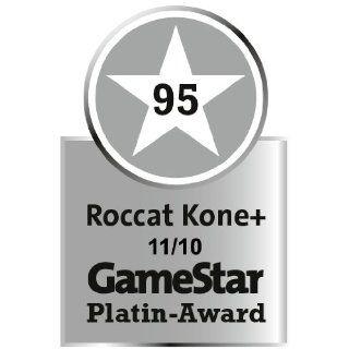 Roccat Kone+ Max Customization Gaming Maus Computer