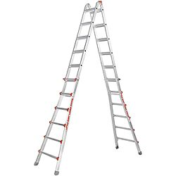 Little Giant Model 26 Type 1A Ladder with Flashlight