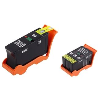 Black and Color Ink Cartridges for Dell V515/ V515W (Pack of 2
