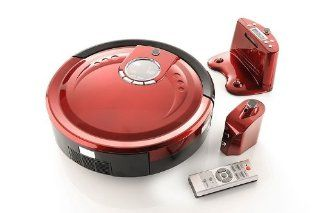 Homecultures Auto Vacuum Cleaner M 788 in rot, Saugroboter
