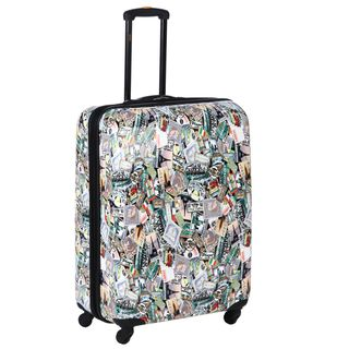 Lucas World Tour 28 inch Expandable Upright Suitcase