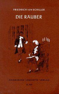 Hamburger Lesehefte, Nr.48, Die Räuber: Friedrich von