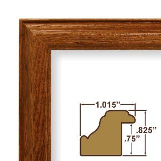 23x30 Picture / Poster Frame, Wood Grain Finish, 1.015