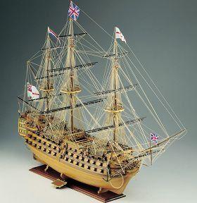 HMS Victory (Corel) Baukasten 198 Spielzeug