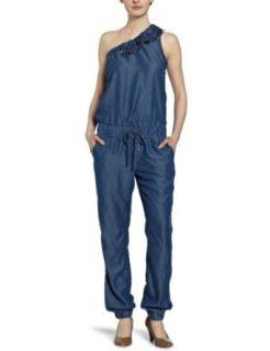 Liu Jo Damen Jeans Overall W12307 D0191: Bekleidung