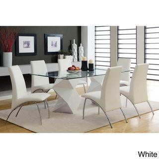 Enitial Lab Picazzo 72 inch 7 piece Dining Set