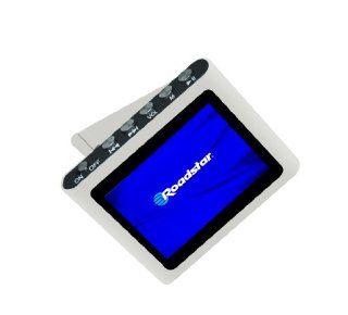 Roadstar MP 450/WH Mini  Player (4,6 cm(1,8 Zoll) TFT Display, FM