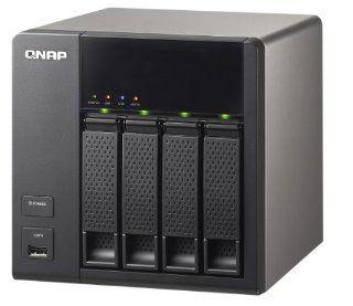 Qnap TS 412 NAS System 3,5 Zoll: Computer & Zubehör