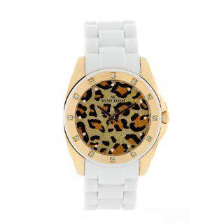 AK Anne Klein Damen 109178LEWT Swarovski Crystals Akzent Gold Tone