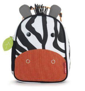 SKIP HOP SKIPHOP New York, Kindergartentasche / Lunchbox, Zebra