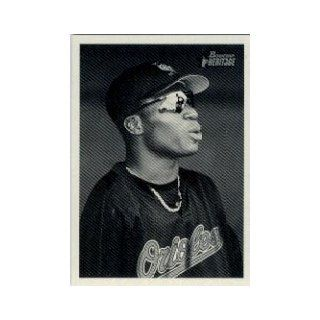 2001 Bowman Heritage #143 Tim Raines Jr.: Collectibles