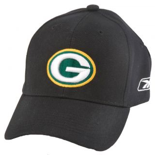Green Bay Packers NFL Velcro Hat