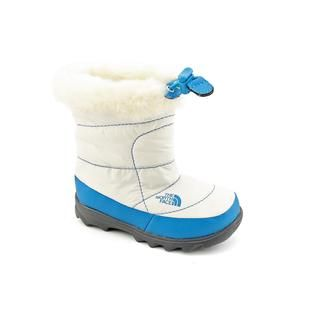 North Face Girls Nuptse Bootie II Faux Fur Synthetic Boots