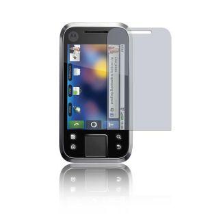 Luxmo Motorola Flipside Clear Screen Protector