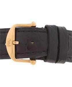 IWC Portofino Ultra Thin Mens Gold Watch