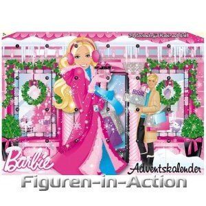Mattel V8927   Barbie Adventskalendar 2011: Spielzeug