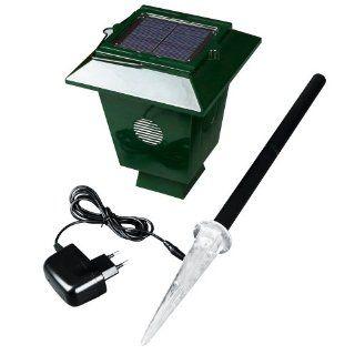 Solar Vogelscheuche »Falcon Solar«: Garten