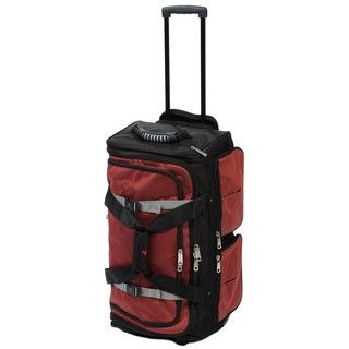 Athalon Rust 25 inch Rolling Duffel Bag