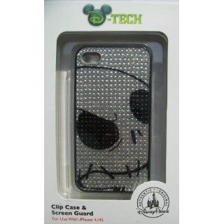 DISNEY D TECH iPHONE 4 4S NIGHTMARE BEFORE CHRISTMAS RHINESTONE JACK