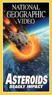 National Geographics Asteroids Deadly Impact [VHS