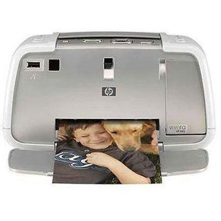 HP Photosmart A432 Portable Photo Printer and Camera Dock